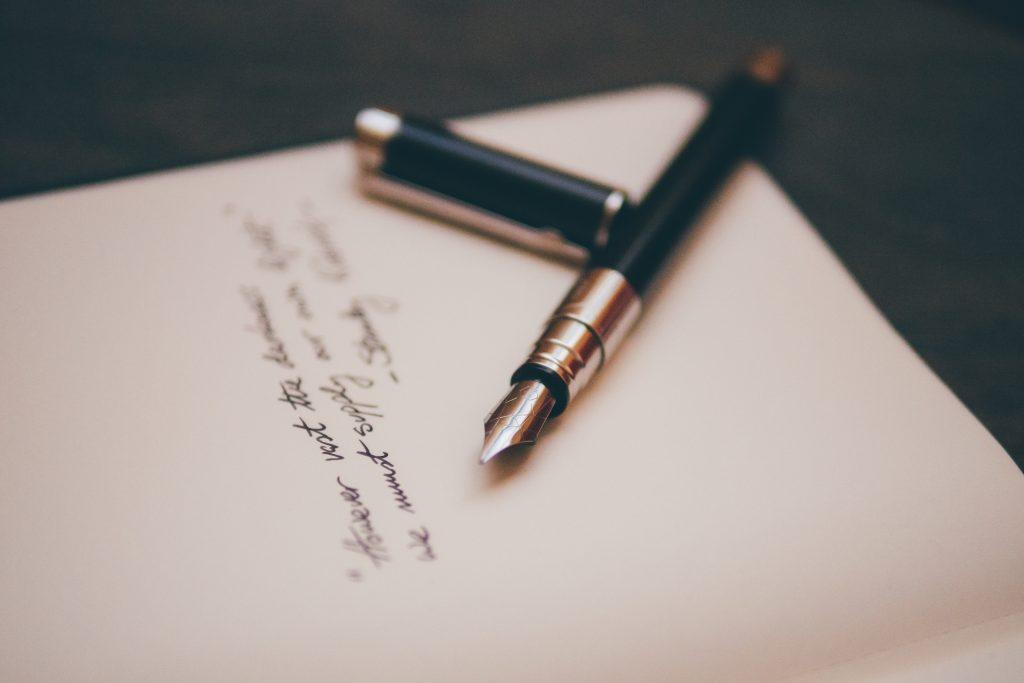 unsplash-letter